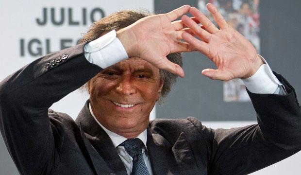 Julio Iglesias, duet, haiti, president