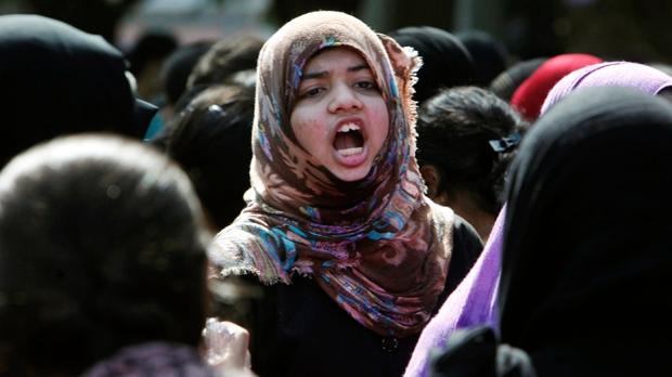 New Delhi India protest gang rape killing