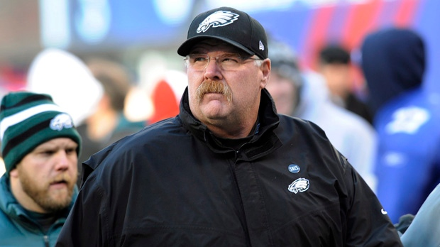 Philadelphia Eagles fire head coach Andy Reid