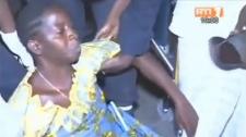 Abidjan Ivory Coast New Year's stampede