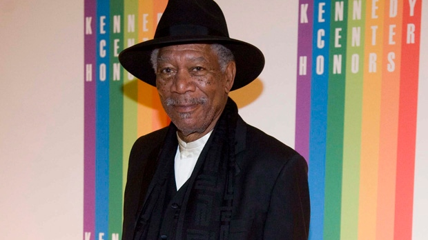B.C. student quest finding Morgan Freeman