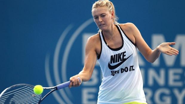 Maria Sharapova withdraws Brisbane International