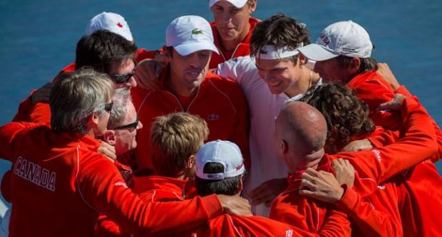 Davis Cup, Canada, Roster, Tennis