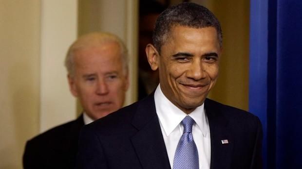 Barack Obama fiscal cliff Washington White House
