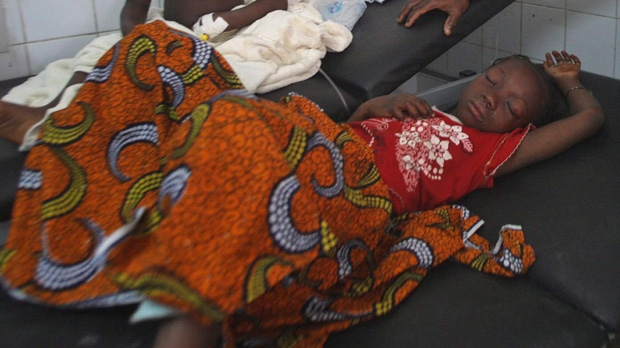 Ivory Coast New Year's stampede survivor