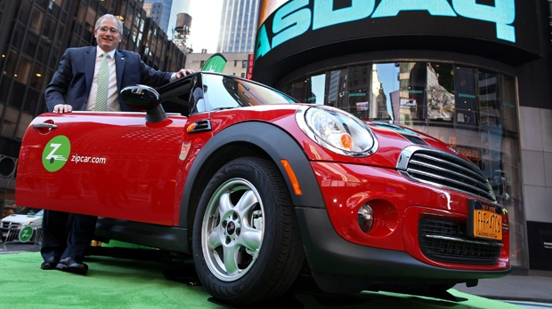 Avis buying Zipcar deal worth $500 million