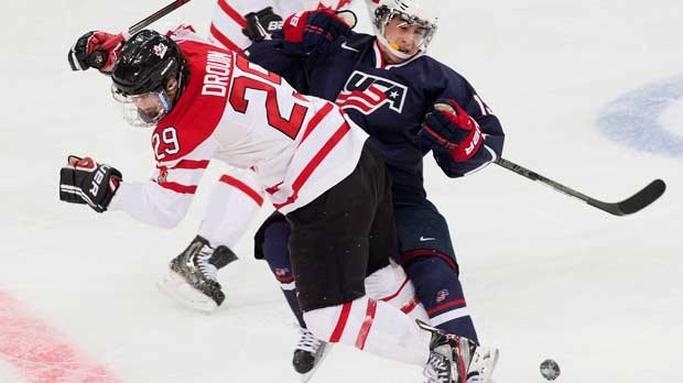 Canada, U.S. World Junior Hockey Championship