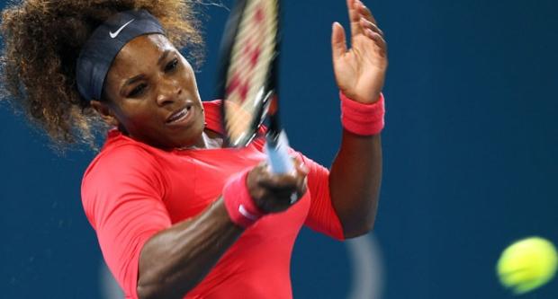 Serena Williams, Brisbane International Tennis