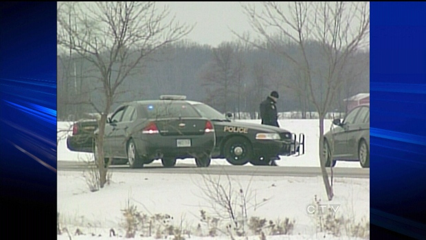 Body found in woodlot in Sarnia