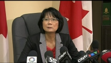 Olivia Chow diagnosed with Ramsay Hunt syndrome