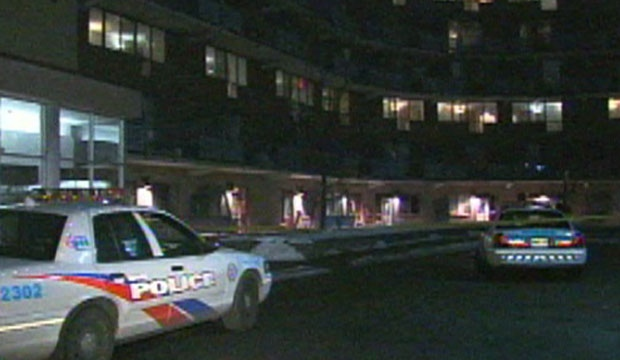 Police, shooting, rexdale boulevard