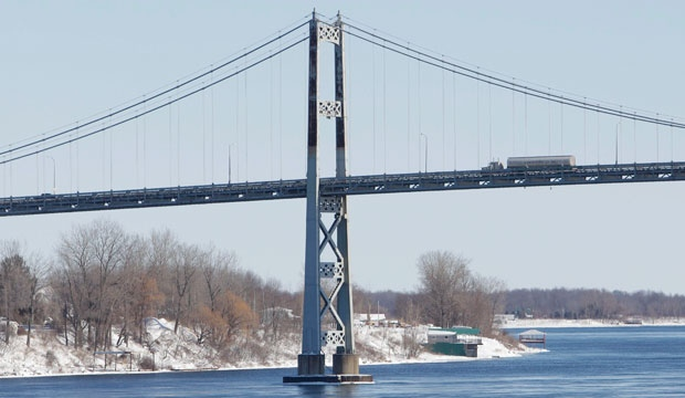 Seaway International Bridge, Idle no more, protest