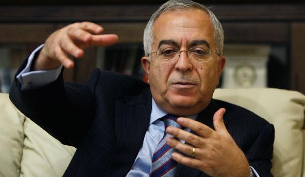 Salam Fayyad, aid, donors, financial crisis