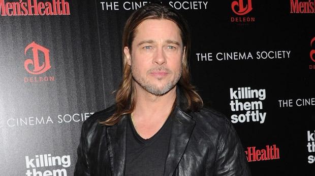 Brad Pitt Sina Weibo China tweet