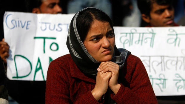 India gang rape assault pre trial hearings