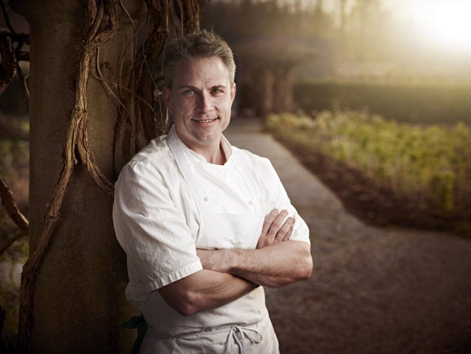 Chef Jonathan Gushue is shown in a handout photo. The search is on for Gushue, a renowned Ontario chef whom police say has been missing for a week. (Handout / Courtesy of Langdon Hall)