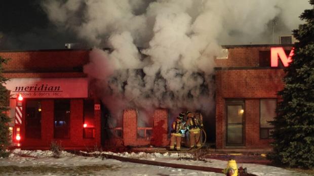 Vaughan fire Drumlin Circle Steeles Keele