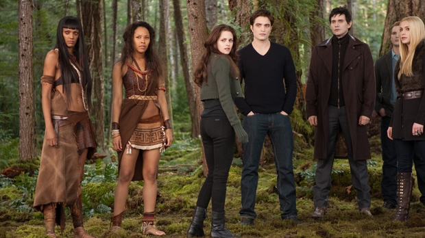 Twilight leads Razzies nominations