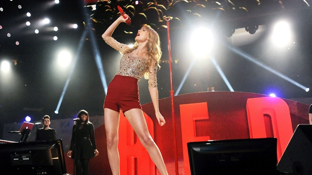 Taylor Swift to perform at Grammy Awards show