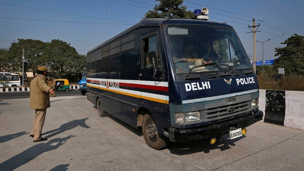 New Delhi India gang rape death suspects court