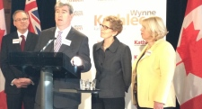 Glen Murray, liberal, leadership, race, wynne