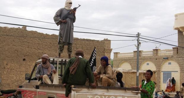 Mali, Islamists, France