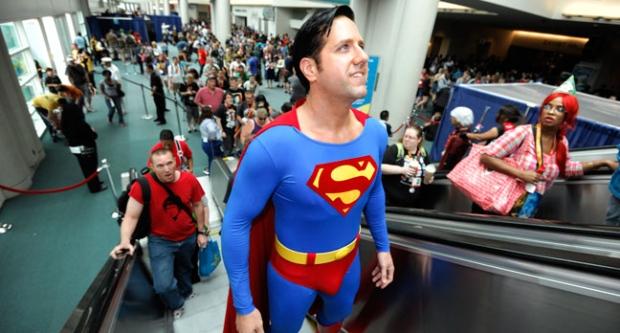 Superman, legal battle, warner brothers