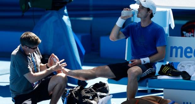 Australian Open, Field, Andy Murray