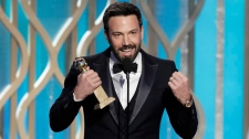 Ben Affleck Golden Globe Awards best director