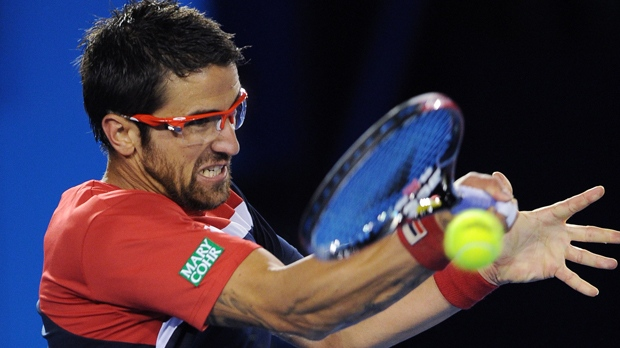 Australian Open Janko Tipsarevic Melbourne