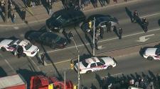 Sheridan Mall, arrests, takedown
