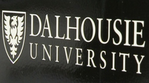Dalhousie University's logo is pictured. (CTV)