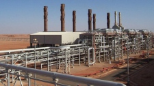 Algeria BP natural gas field attack hostages