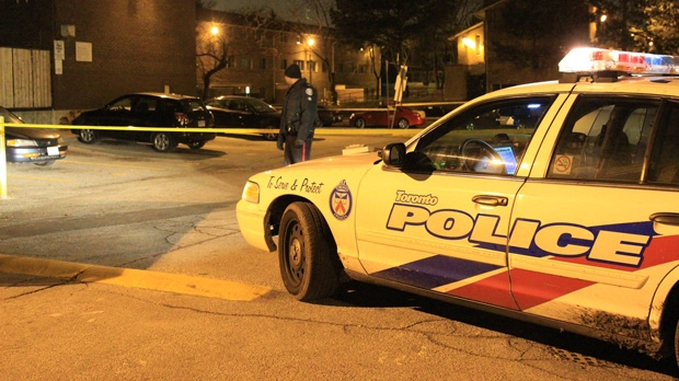 Toronto shooting John Garland Boulevard Jamestown