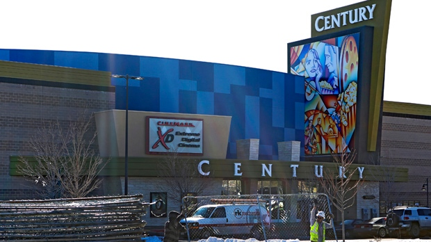 Aurora Colorado movie theatre remembrance ceremony
