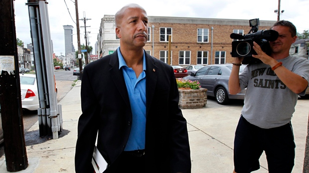 Former New Orleans Mayor Ray Nagin indicted