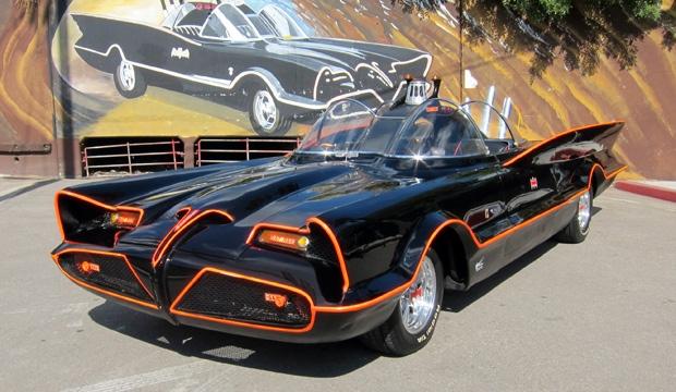 Batman, Batmobile, Auction, Arizona