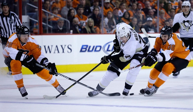 Penguins, Flyers, NHL, ratings