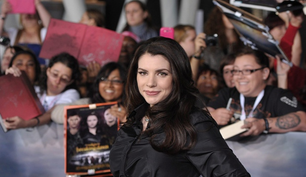 Stephenie Meyer, twilight, sundance