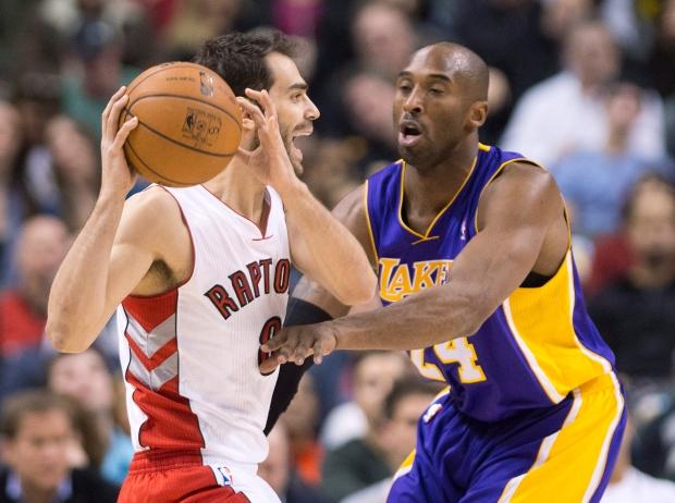 Toronto Raptors beat Los Angeles Lakers