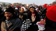 Barack Obama presidential inauguration Washington