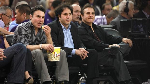 Sacramento Kings Seattle NBA Maloof brothers