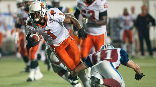 Montreal Alouettes sign Arland Bruce III CFL