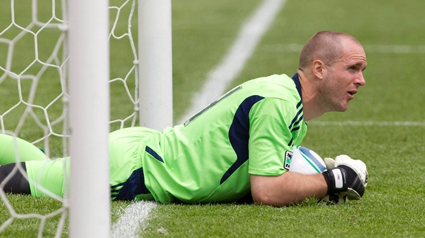 Stefan Frei Toronto FC goalie injury