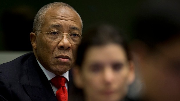 Charles Taylor appeals war crimes conviction
