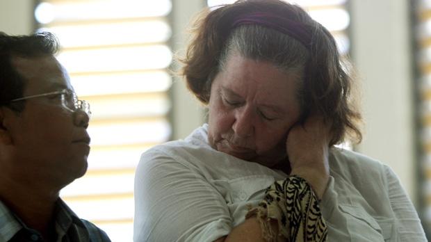 Lindsay June Sandiford Bali death sentence