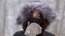 Toronto extreme cold weather alert winter
