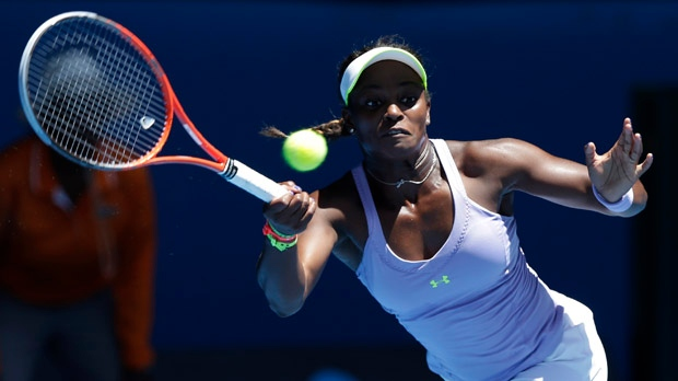 Sloane Stephens Australian Open Serena Williams