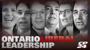 Ontario Liberal Leadership 2013