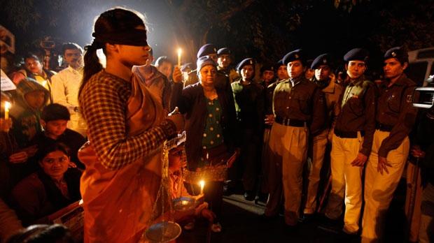 India rape laws